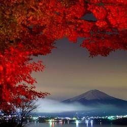 япнасайтfudziyama-yaponiya-vulkan-ogni